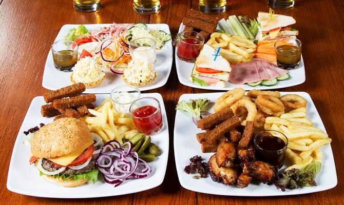 Еда для сауны