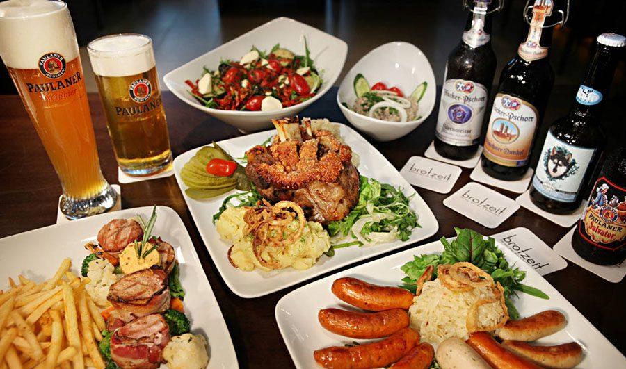 Блюда для пивной вечеринки