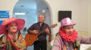 Конкурсы и развлечения для пожилых людей на праздник