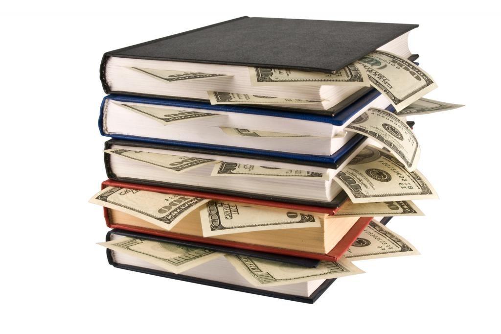 подарить деньги в книге