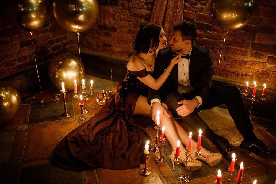 Поздравлениями новорожденными, картинки романтический вечер на двоих дома