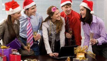 Корпоративные подарки на новый год 2020 партнерам и клиентам
