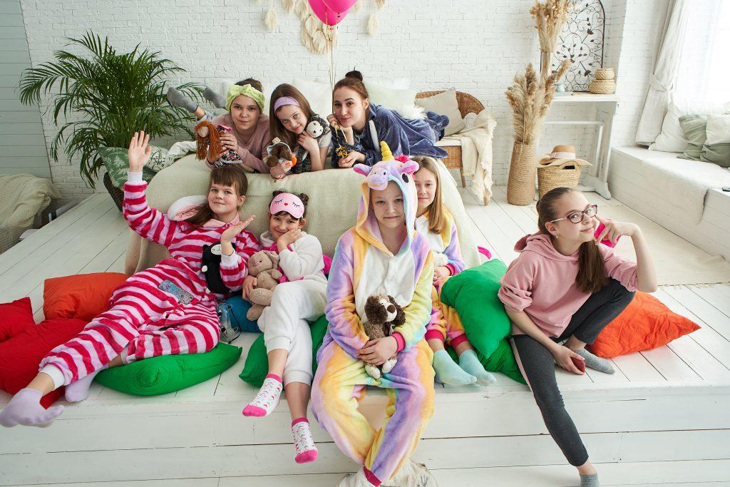одежда для пижамной вечеринки