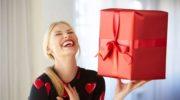 Шуточные подарки на день рождения женщине