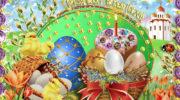 Когда и как светят куличи и яйца на Пасху