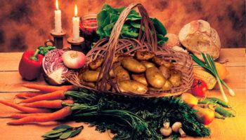 Великий пост – что можно есть по дням