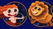 Мужчина лев и женщина стрелец – совместимость