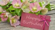 Поздравление с днем рождения девушке в прозе