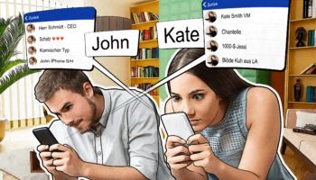 Как узнать, как ты записан у других в телефоне