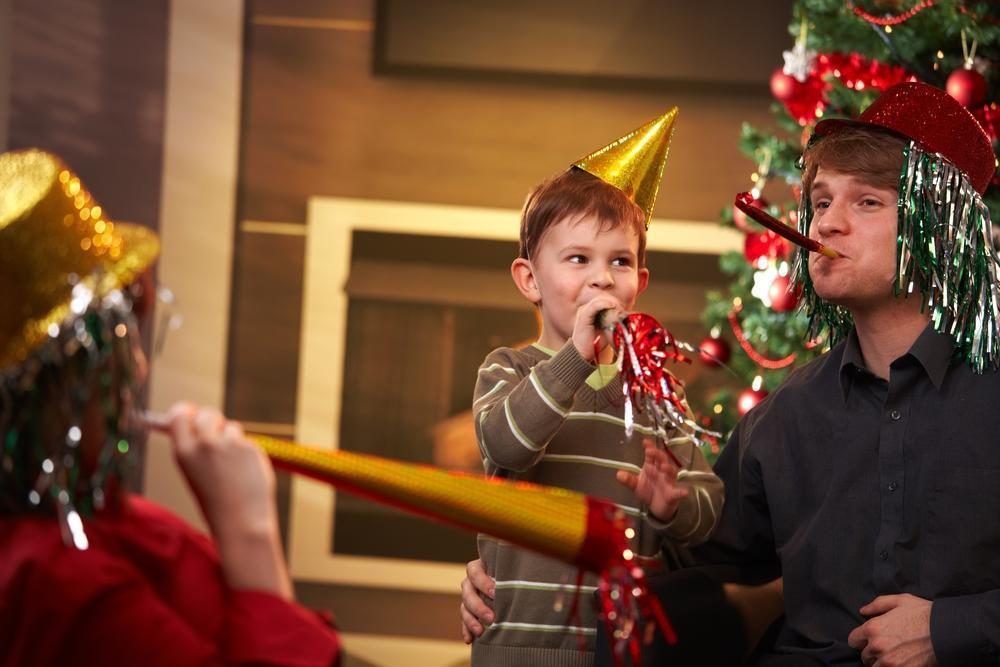 Игры и конкурсы для детей на Новый год