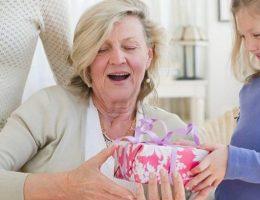 подарок бабушке на день рождения