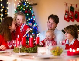 Новый год дома с детьми